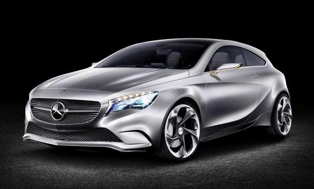 Цена Mercedes-Benz A-Class для Украины?