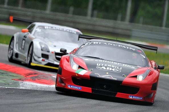 Украинская победа на чемпионате GT Italia 2012