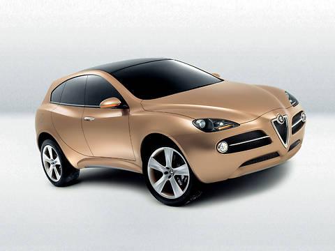 Новинка от Alfa Romeo в 2013