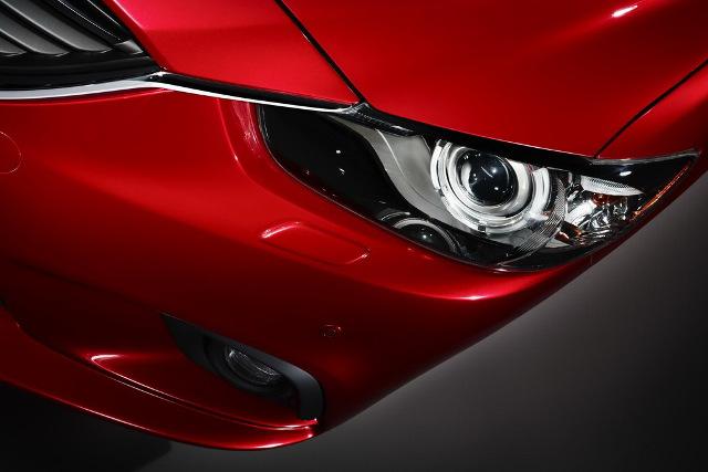 Новая Mazda 6 на подходе!