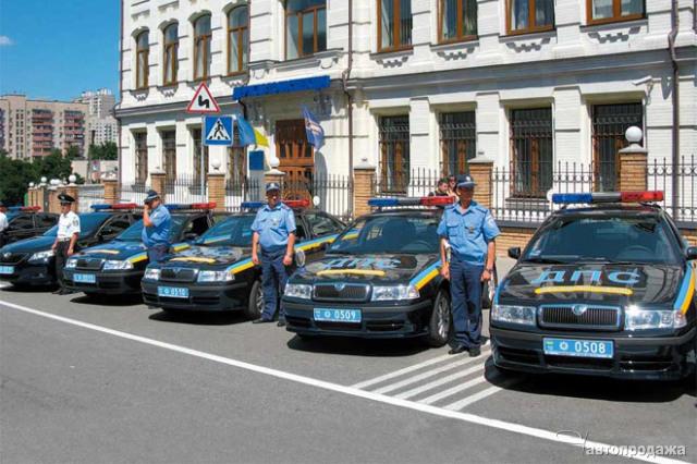 Водители пополнили бюджет Украины на 886 млн. грн за счет штрафов